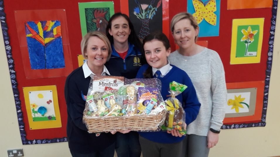 Easter Hamper Winners