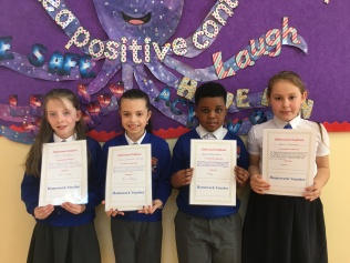 March Assembly Winners-Third Class