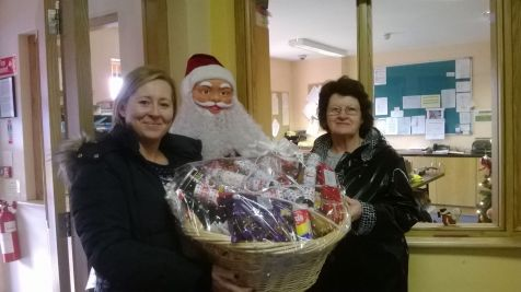 Christmas Hampers-Parent's Association
