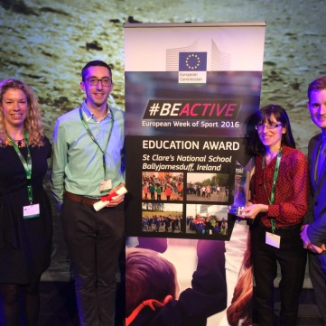 BeActive Education Award