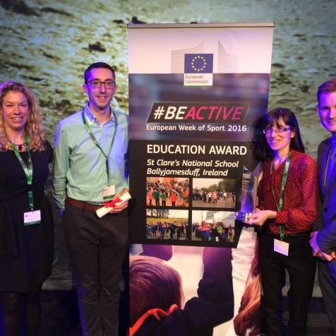 BeActive Education Award