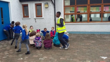 Playground leaders