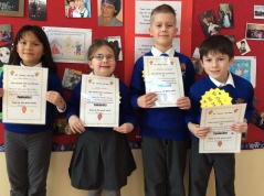 January Assembly Winners