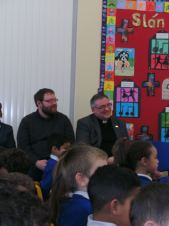 Fr Tully's Farewell Ceremony