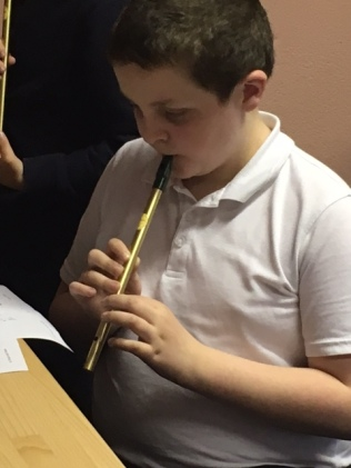 Tin Whistle Club