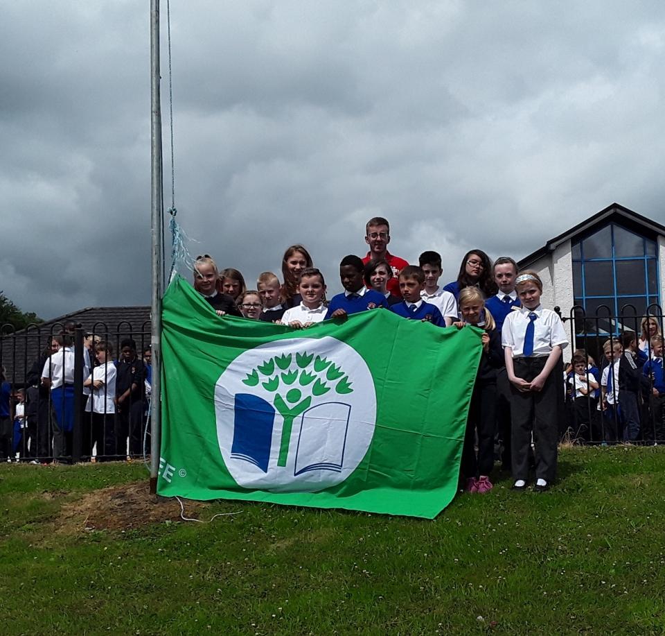 Green Schools Flag