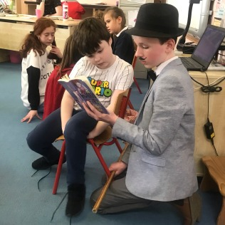 World Book Day-Buddy Reading