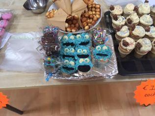 Bake Sale 2019