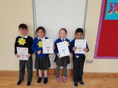 May Assembly Winners 1st Class