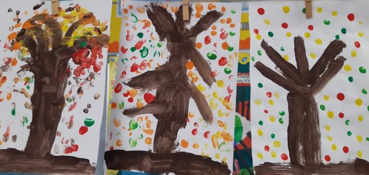 Autumn Trees 1
